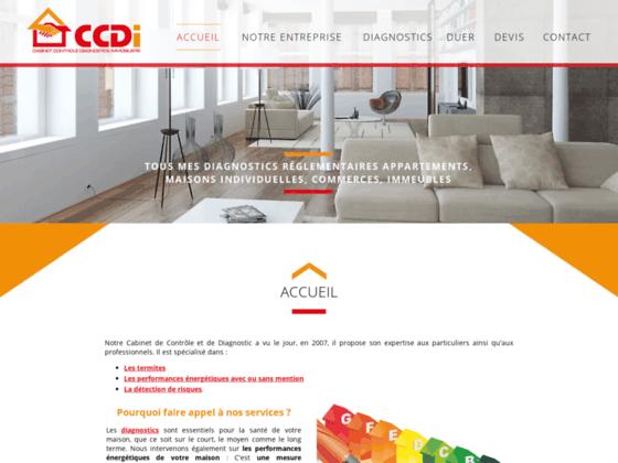 Détails : Diagnostics Immobiliers CCDI 34