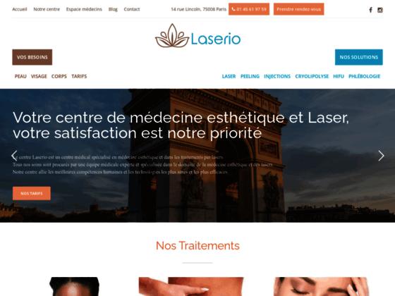 image du site http://centre-laser.paris/