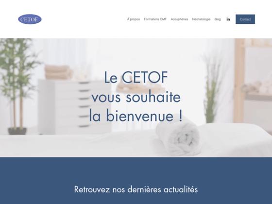 Photo image le CETOF enseignement pour param�dicaux