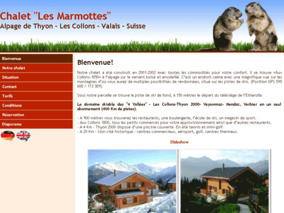 Logement à louer dans chalet alpin (Suisse)