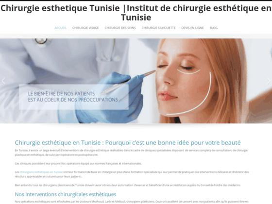 clinique esthétique Tunisie