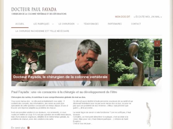 Détails : Paul Fayada