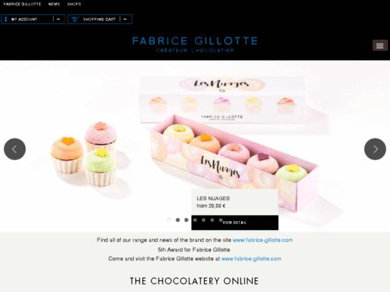 Photo image [ Fabrice Gillotte ] : Chocolatier Confiseur