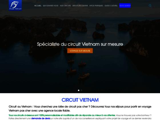 Circuit au Vietnam - Découvrez nos circuits au Vietnam