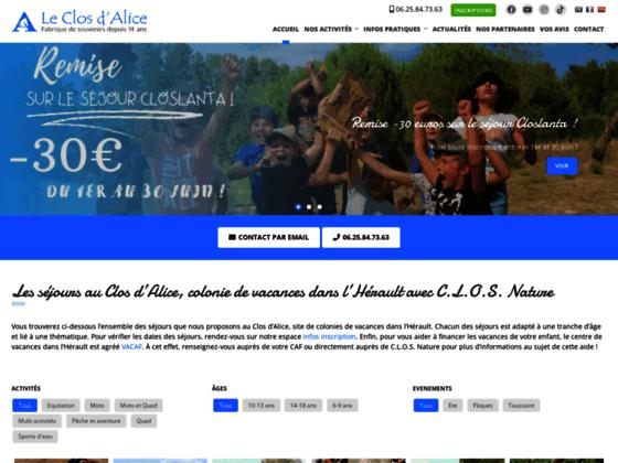Détails : Séjours CAF : séjours pour enfants