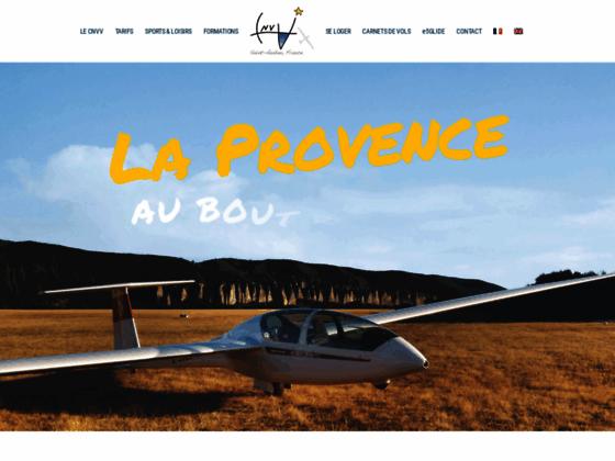 Photo image Centre national de vol à voile de Saint-Auban