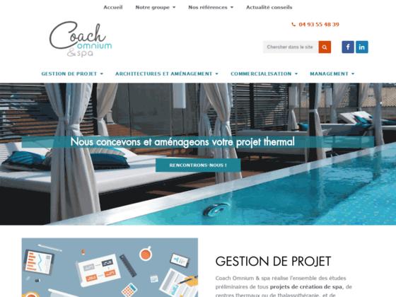 Détails : Coach Omnium Spa: le spécialiste Francais du Spa d'exception pour hotel de luxe, bateau de croisière ou centre balnéo