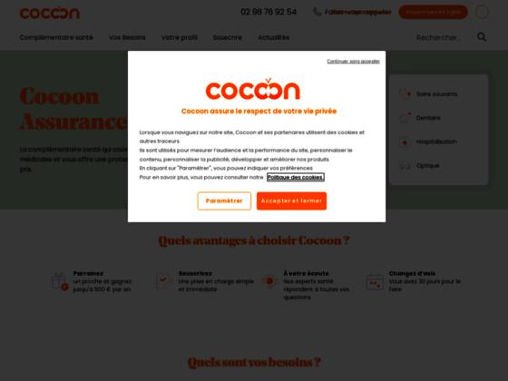 Détails : Mutuelle santé Cocoon