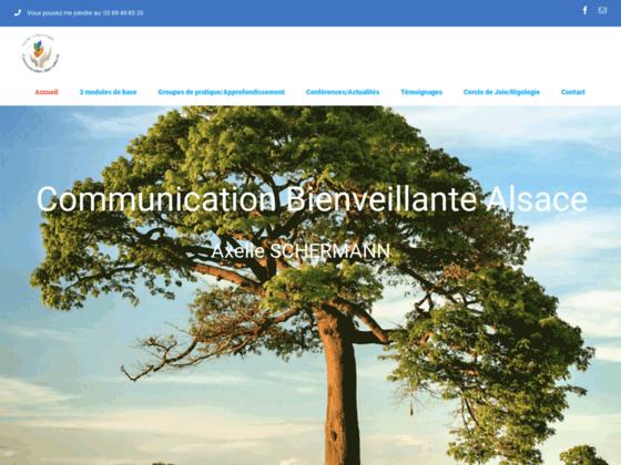Détails : La communication non-violente par Axelle Schermann