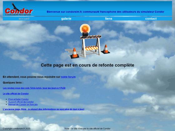 Photo image Condor Simulateur de Vol à Voile