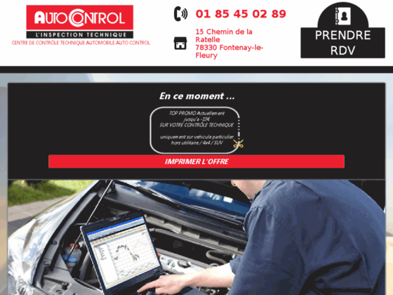 Détails : Auto Control de Fontenay : Assurez votre sécurité routière