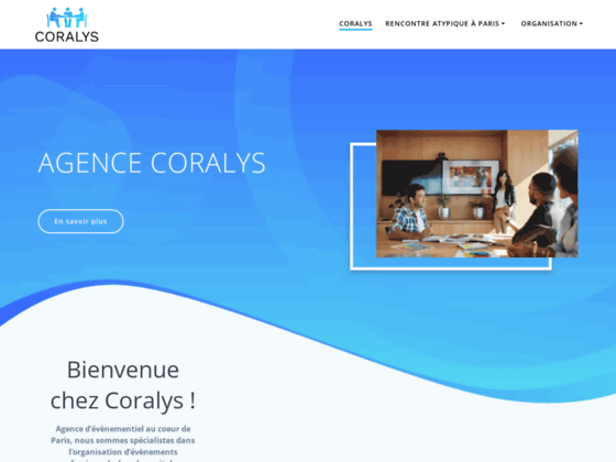 Détails : Coralys
