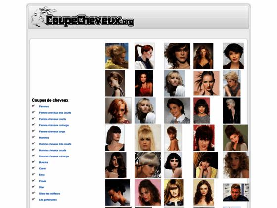 Détails : les coiffures pour femme