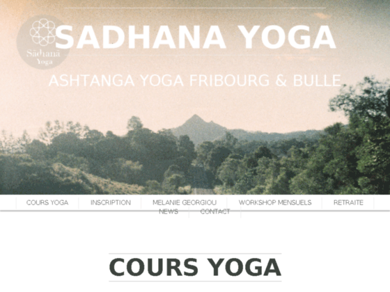 image du site http://www.cours-yoga-fribourg.ch