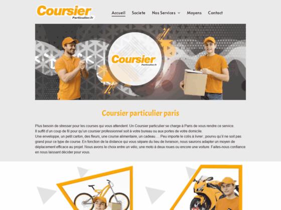 image du site https://www.coursierparticulier.fr