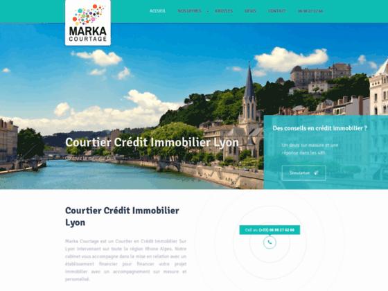 Courtier prêt immobilier à Lyon