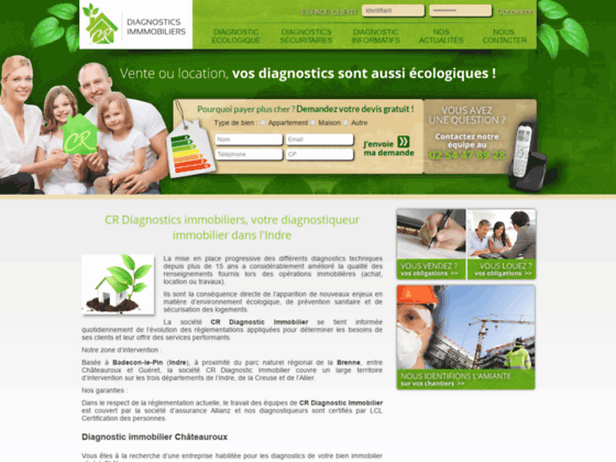 Détails : CR Diagnostic Immobilier : Diagnostic de performance énergétique (36)