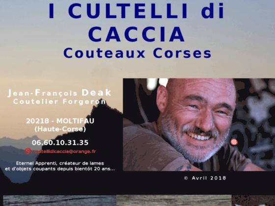 Photo image I Cultelli di Caccia - couteaux traditionnels corses