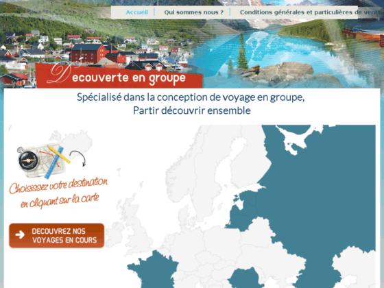 Détails : Agence de voyage Partir Découvrir Ensemble