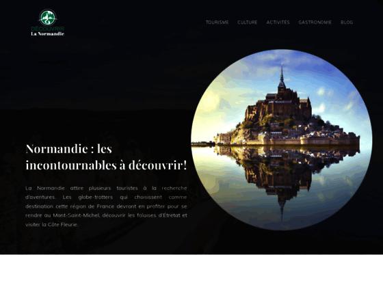 Détails : Découvrir la Normandie