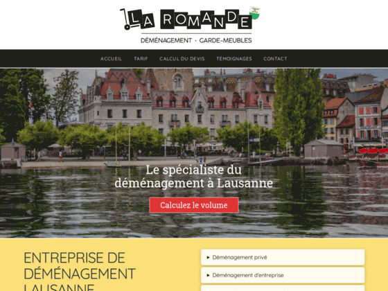 image du site http://www.demenagements-a-lausanne.ch/