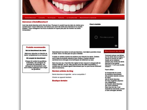 Détails : Stylo de blanchiment des dents