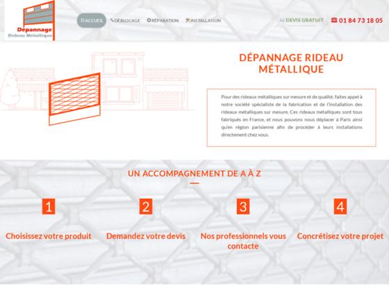 image du site https://depannage-rideaux-metallique.fr