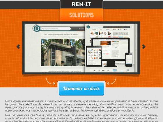 Détails : Devis-creation-site-internet-web.fr décevez devis pour votre site web gratuit