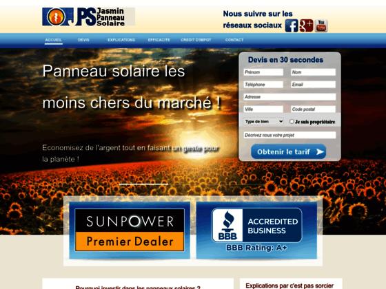 Détails : Devis panneaux solaires: instantané et gratuit!