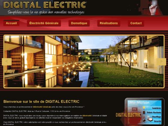 Détails : installation d'électricité industrielle ou de bâtiment à Salon-de-Provence