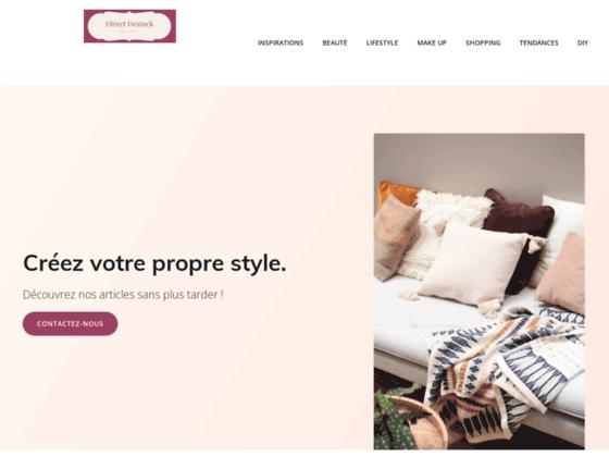 Détails : Destockage discount lingerie