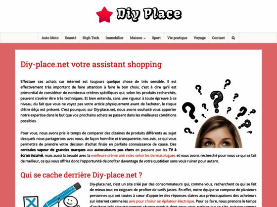 Détails : Diy-place.net, Annuaire de référencement