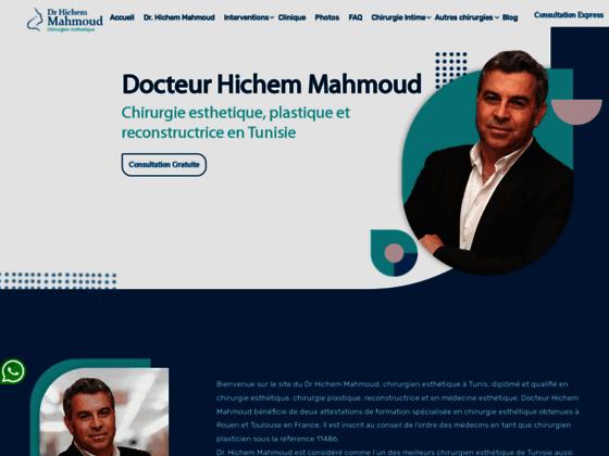image du site http://docteur-hichem-mahmoud.com/