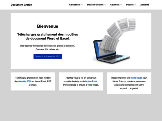 Détails : Des documents gratuits à télécharger