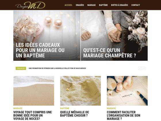 Détails : Dragées et confiseries pour gourmets on-line !