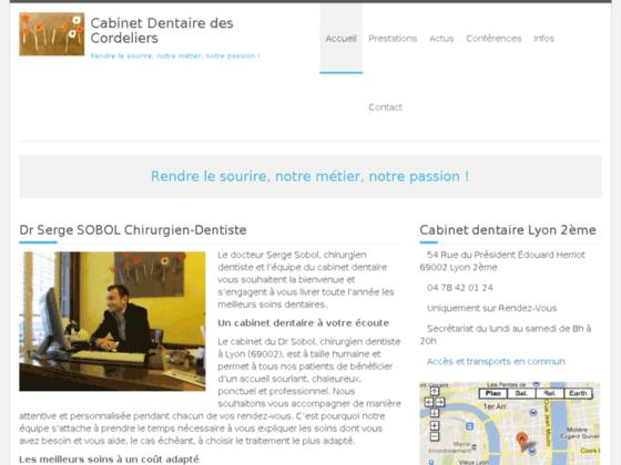 Détails : Votre chirurgien dentiste à Lyon