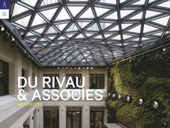 Photo image Du Rivau associes Paris cabinet architecture renovation construction