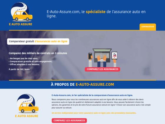 Détails : Comparateur en ligne pour les automobilistes