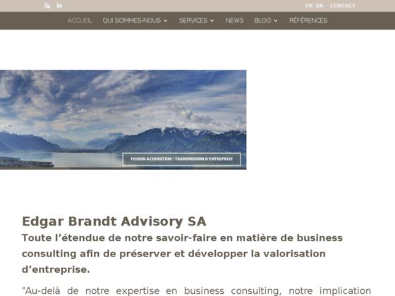 Détails : Eb advisory