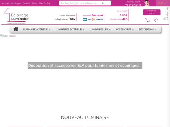 image du site http://www.eclairage-luminaire.fr
