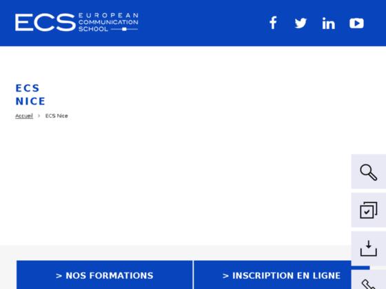 Détails : ECS Nice