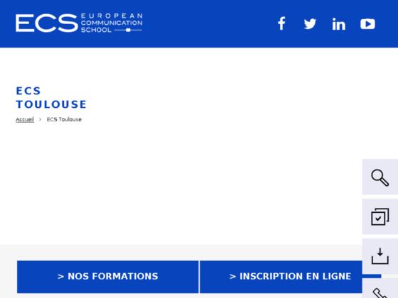 Détails : ECS Toulouse