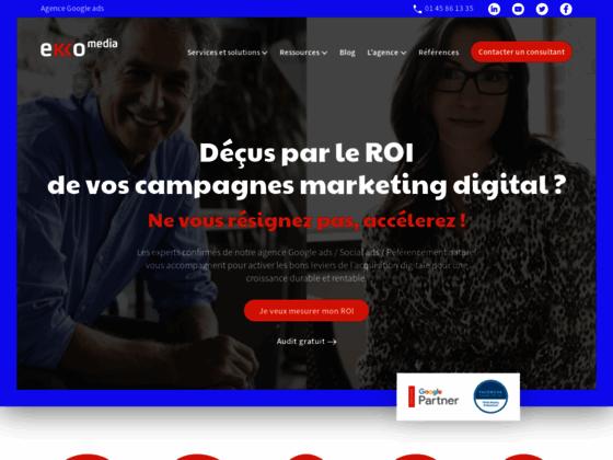Détails : Agence Web Paris
