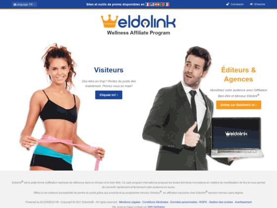 Détails : Plateforme Eldolink affiliation