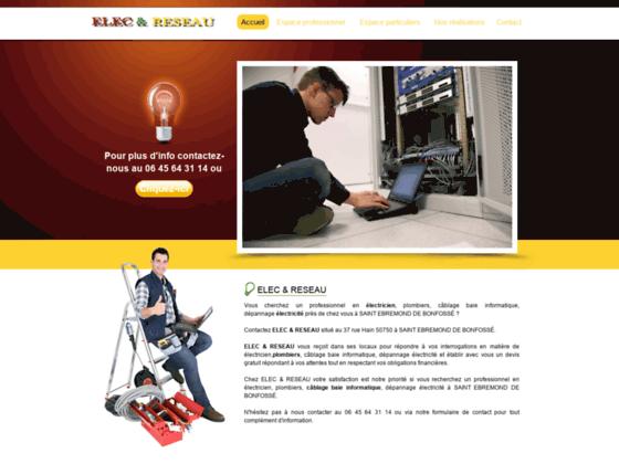 Détails : Électricien Saint-Lô