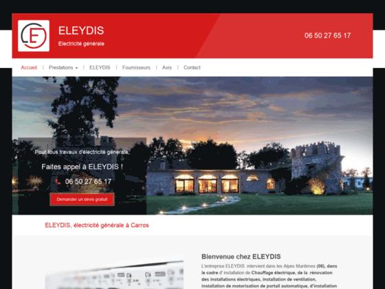 image du site https://www.eleydis.com