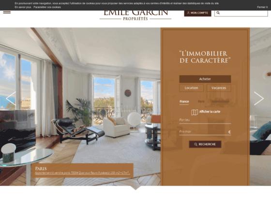 Détails : Immobilier de luxe