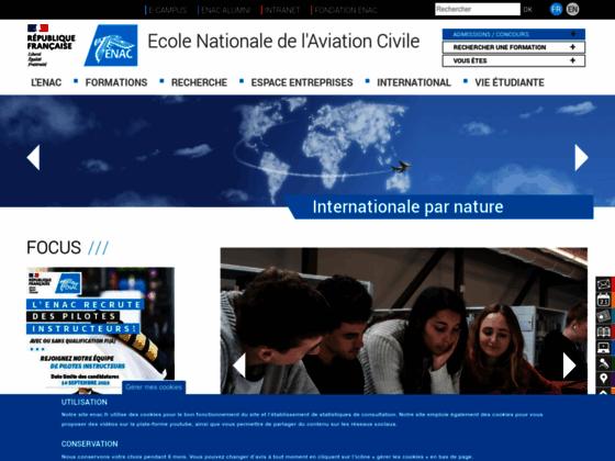 Photo image Ecole Nationale de l'Aviation Civile