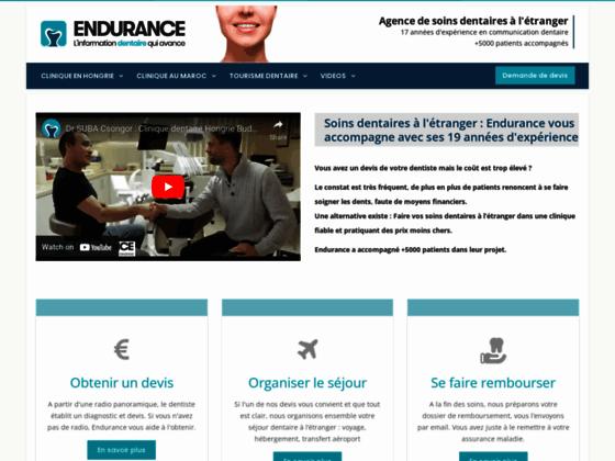Détails : Endurance Implant : pour les soins de vos dents