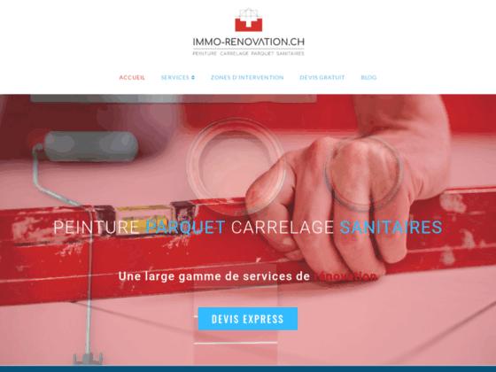 image du site http://www.entreprise-peinture-renovation.ch